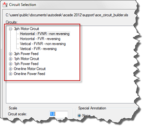 Customizing Circuit Builder – Controlling the dialogs (part