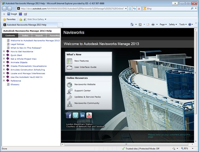 construction navisworks freedom rh autodesk typepad com Inerface Viewpoint Navisworks Freedom 2012 Navisworks Manage Icon