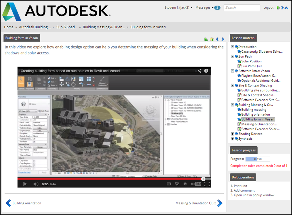 Autodesk BPA Certificate: Free Online Course Launches - Building ...