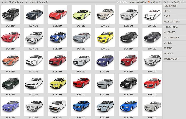 Revit cars 3d | 3d cad model library | grabcad.