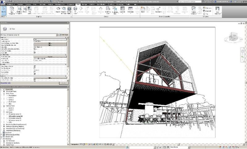 Revit Screen shot View