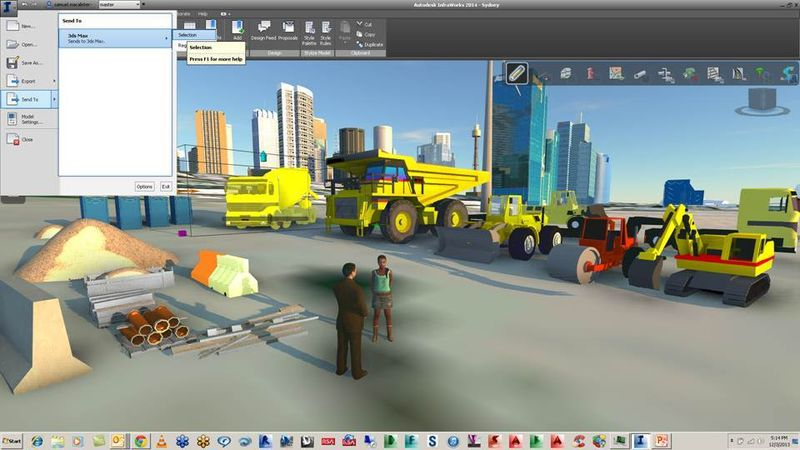 IF construction export