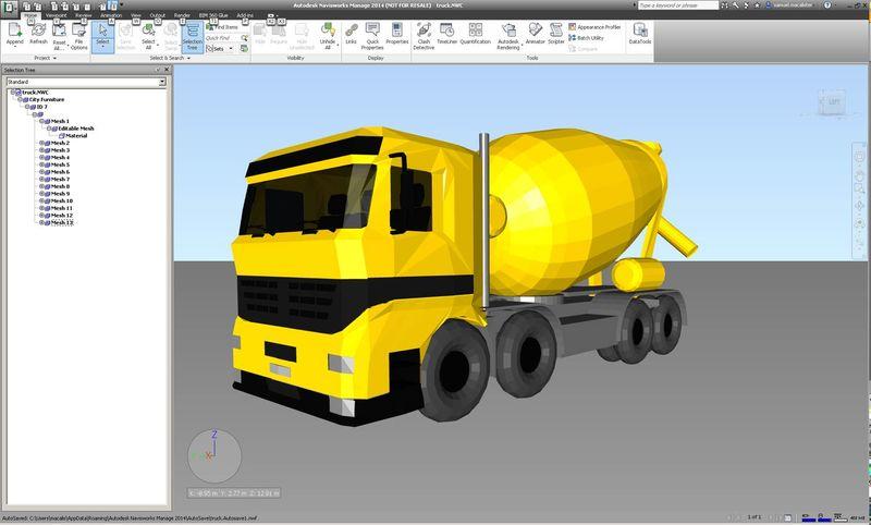 Truck NWC