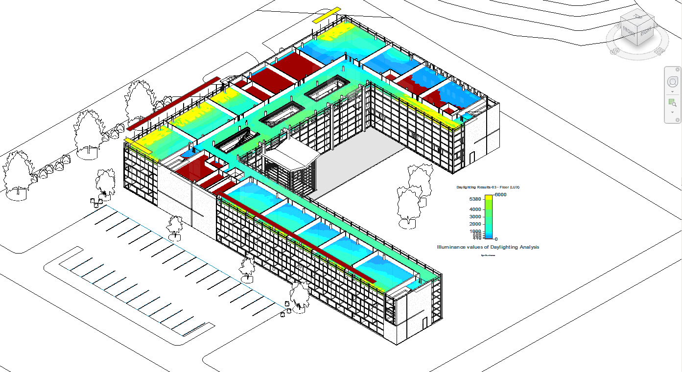 Update now in Labs for Revit Daylighting Analysis (RDA) for