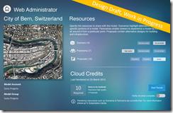 InfraWorks Design Draft Admin Portal
