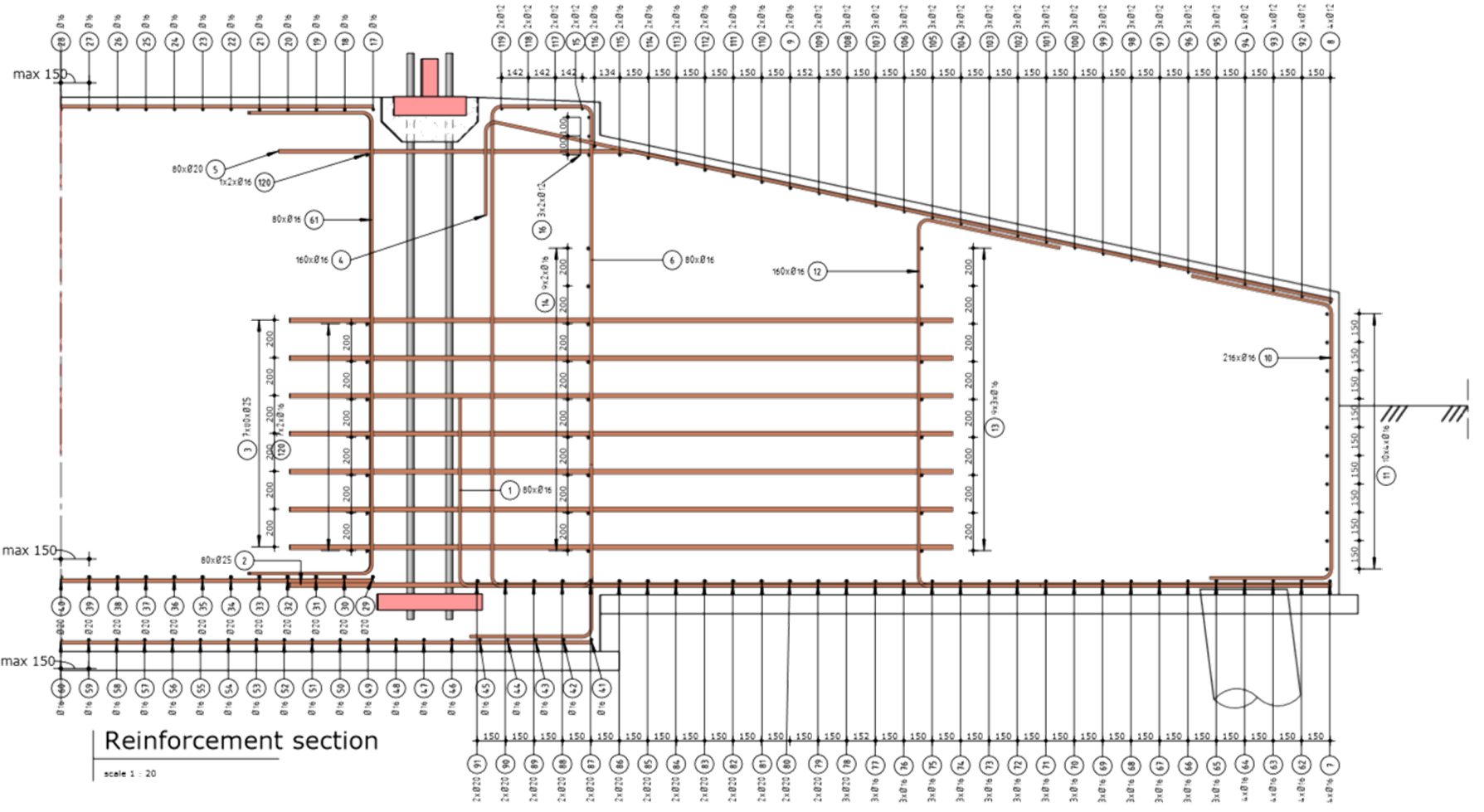 Rebar Detailing School : Rebar modelling in revit with dynamo use case by abt