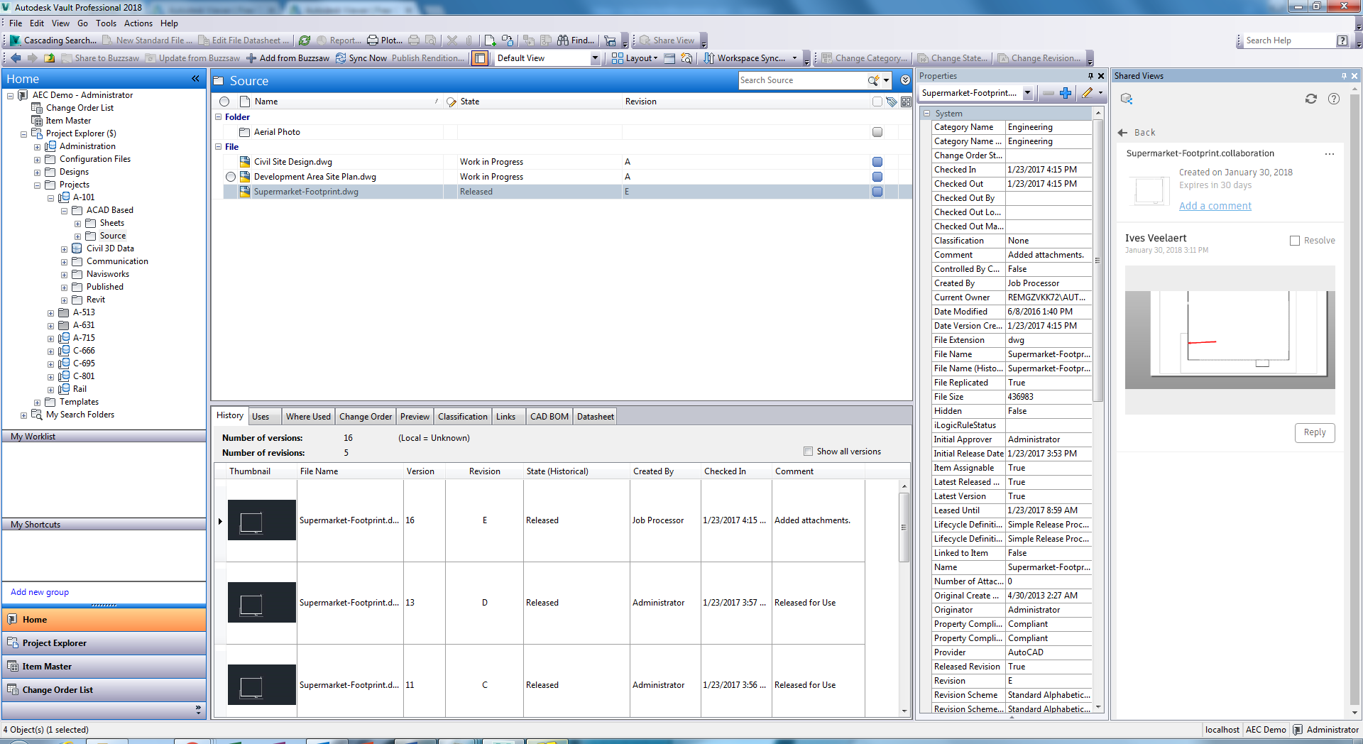 BIM Toolbox: Data Management