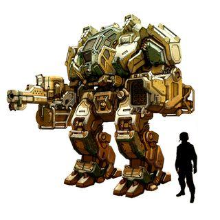 Megabots Solider Pic