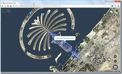 InfraWorks360 Web