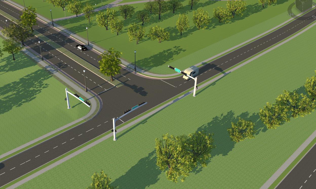 Civil 3d Manual intersection