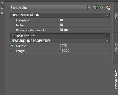 Property Sets In Autocad Civil 3d Bim Toolbox