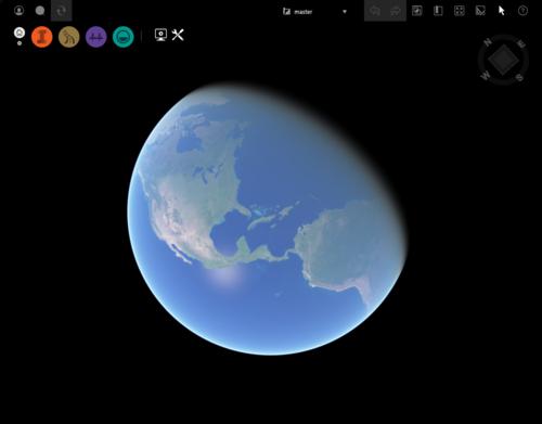 Infraworks_globe