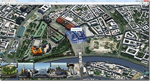 InfraWorks 360 Web Moscow