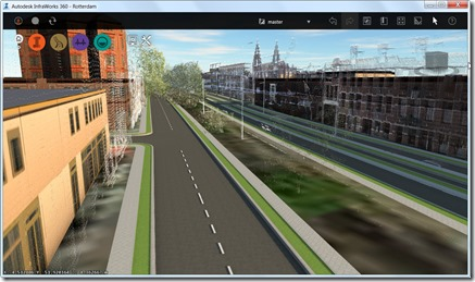 Pointclouds in IW360