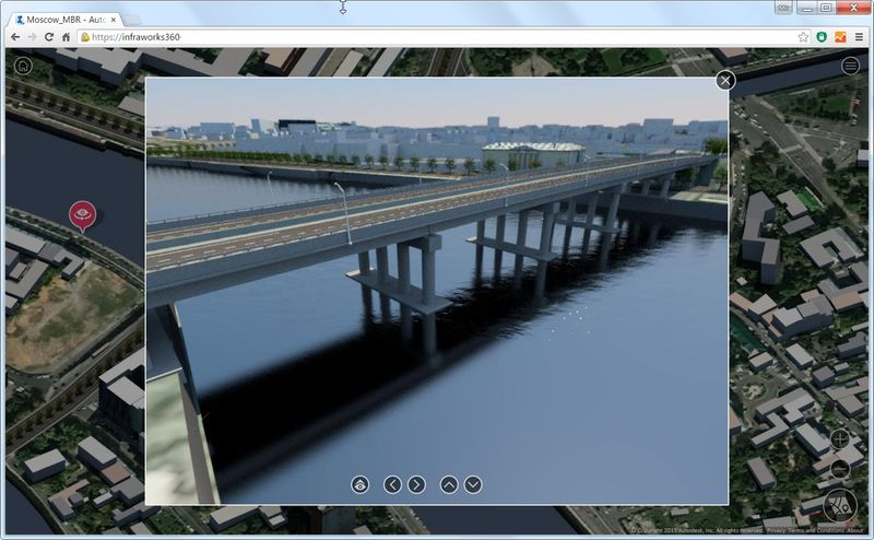 InfraWorks 360 Web Moscow 5